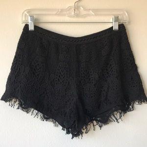 🌿PRICE DROP🌿Mossimo Crochet Shorts
